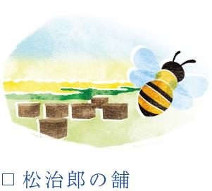松治郎の舗